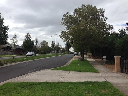 Taylors Hill street