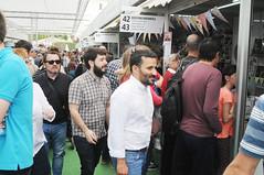 Vicent Marzà, Nacho Larraz i Manel Romero 30/04/2017