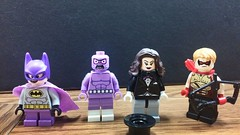 D.C. Fig Barf 16 (totallyawesome_me) Tags: parasite speedy arsenal red arrow zatanna superman batman lego
