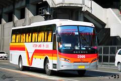 Victory Liner, Inc. - 2566 (Blackrose917_0051 - [INACTIVE ACCOUNT]) Tags: philbes philippine bus enthusiasts society victory liner 2566 santarosa motor works daewoobus bh117h doosan daewoo de12tis