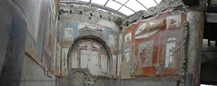 007 College (Hall) of the Augustals, Herculaneum (2) (tobeytravels) Tags: herculaneum collegeoftheaugustals hall