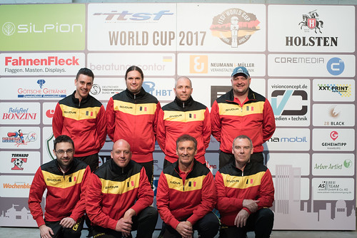 Team Belgium Men D1