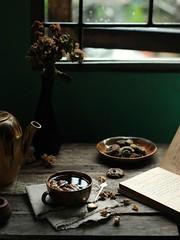 .:: Hot Tea ::. (Qhiqhio Dauli) Tags: 50mmf14 foodphotography