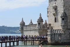 Torre de Belem (Robinho67) Tags: portugal lisbon belem torre discovery manueline heritage atlantic travel europe