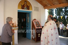 Ermioni Panaghia Platytera Easter 2017 (ermioni.info) Tags: ermioni hermione ermionida argolida peloponnese greece travel tourist historical cultural traditional village countryside unspoilt photographic canon festival easter tuesday panaghia platytera church greek orthodox religion