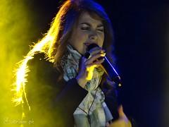 Cristina D'avena (sabrinasph) Tags: cristina davena live comix pescara pescaracomix larca spoltore music cartoon sigle