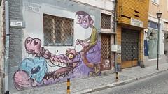 Plovdiv - Bulgaria (Been Around) Tags: ulitsahristodyukmedzhiev bul bulgarien eu bulgaria plowdiw plovdiv kapana street art graffiti kapanadistrict europe ulitsa