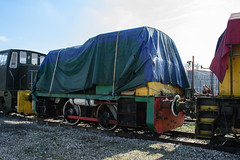 27097 Peak Rail 090417 (Dan86401) Tags: 27097 northbritish 040 040dm dieselmechanical shunter peakrail