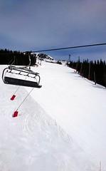 Empty. (Papa Razzi1) Tags: 9027 2017 109365 empty sweden åre slopes sunshine snow winter perfect xperiax