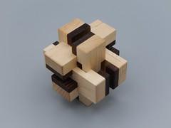 Loopy Burr (2/3) (eriban) Tags: ericfuller junichiyananose puzzle
