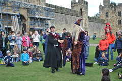 DSC_6586 (nordic lady) Tags: alnwick castle harry potter sightseeing england alnmouth holidays easter 2017