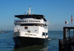 Alcatraz Flyer - San Francisco 2016 (anorakin) Tags: alcatraz alcatrazferry alcatrazflyer sanfrancisco