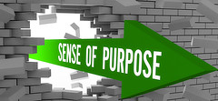 Arrow with words Sense of Purpose breaking brick wall. (Vietfuji.techfocus) Tags: 3d abstract achievement action arrow barrier breaking breakthrough business collapse concept construction design direction exploding force goal green hole illustration leader leadership metaphor motion motivation obstacle overcome plan powerful professional purpose render sense shape smash solution strategy success successful symbol symbolic text vision wall way word
