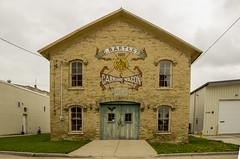 Brodhead Carriage Factory (minolta102) Tags: brodheadwi oldbuilding architecture