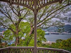旧ウォーカー住宅から I (jun560) Tags: 長崎 グラバー園 hdr