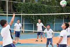 CEM Giovania de Almeida 26 04 17 Foto Celso Peixoto (8) (Copy) (prefbc) Tags: cem giovania almeida escola educação atividade escolar esporte volei