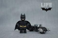 The Dark Knight 2 3 (LIFE-CUSTOM) Tags: the dark knight batman dc lego custom minifiger