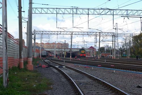 RZD Lobnya station