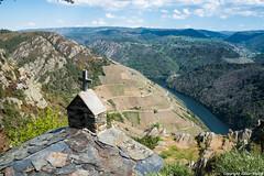 Mirador Pena de Castelo (cvielba) Tags: cañones doade ermita espacionatural lugo mirador penadecastelo rio sil