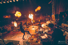 Modestep @ Teddy Rocks (JPS Images) Tags: modestep pat lundy josh fire teddy rocks 2017 flame pyro charity cancer fuck jps images