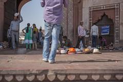 Jama Masjid, Sikri L1009226 (marcelollobet) Tags: fatehpur sikri jamamasjid uttarpradesh india travel