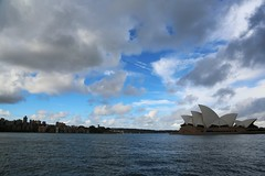 Opera House (brianfarrell) Tags: bridge autumn house fall harbor opera harbour sydney may australia operahouse 2013