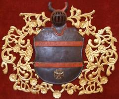 Herb Arnimów (magro_kr) Tags: museum heraldry coatofarms poland polska herb muzeum olsztyn warmia warmińskomazurskie warminskomazurskie heraldyka