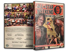 "PWG DVD ""All Star Weekend 9 Night 1"" (Freebirds Taka) Tags: dvd  pwg prowrestlingguerrilla samicallihan drakeyounger  dvd wrestlingdvd pwgdvd"