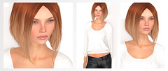 Shape Pientje (iki ikarus) Tags: face female skin secondlife shape dutchtouch ikiikarus