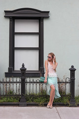 mint building mint outfit (Natalie Ast) Tags: toronto west green car fashion vintage shopping this graffiti frozen is blog downtown paradise purple district mint style skirt blogger canadian queen purse clutch accessories yogurt zara snakeskin froyo yogurtys