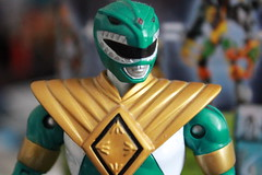 Green Ranger toy (alyonheart) Tags: powerrangers greenranger jasondavidfrank