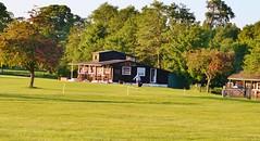 Cholmondeley Cricket Club (Duane Jones Cheshire1963) Tags: summer game tree sport estate cheshire contest ground cricket match boundary pavillion cholmondeley