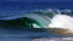 DSC06926 (palmtreeman) Tags: sunset sea seascape beach water surf waves surfing shore beaches skimboarding wedge skimming bodysurfing