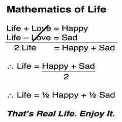 Maths of life. (Future Fun) Tags: laughing fun funny lol humor freaky laugh epic fail