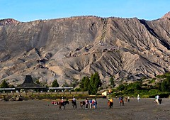 Mount Bromo Indonesia (Kim & Bing's Travel Photos) Tags: mountbromo