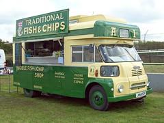 271 Austin S200 (Fish + Chip) Van (1967) (robertknight16) Tags: austin british 1960s bmc