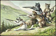 Faster, Pussycat! Kill! Kill! by wackystuff, on Flickr