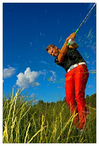 @ the Golfcourse