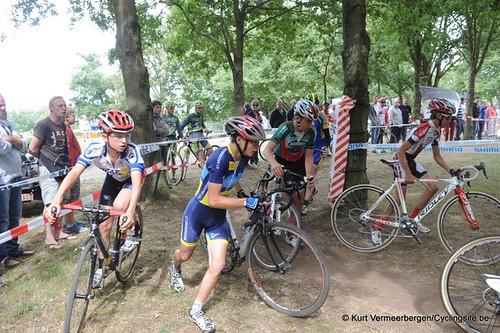 Nieuwelingen & juniors Kessel (80)