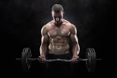 Lifting (KochDigitalStudio) Tags: man black building male guy sport metal training healthy perfect hand power looking adult arm serious body muscle chest working handsome lifestyle calm bodybuilding equipment attractive strong torso strength weightlifting bodybuilder athlete shape workout biceps heavy fitness gym macho powerful abs weight hold barbell active lifting abdomen dumbbell exercising strengthtraining