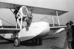 AL009B_335 Viking V-2 NC37V (San Diego Air & Space Museum Archives) Tags: aviation navy northisland flyingboat usnavy biplane gillies nc37v vikingv2