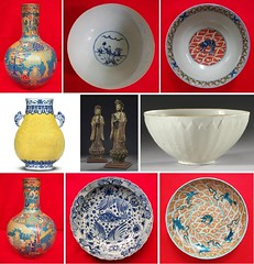 A 3 dollars of Chinese porcelain bowl from a garage sale in 2007 becomes $2.2 million in 2013 一件於2007年以3美元從一個車庫拍賣中買得的中國瓷碗在2013年變成220萬美元