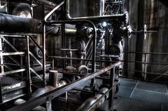 düster (-BigM-) Tags: industry photography iron raw fotografie steel hütte unesco furnace heavy industrie blast saarland weltkulturerbe stahl eisen roh hochofen völklingen bigm völklinger schwerindustrie