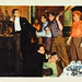"Spooks Run Wild (Astor Pictures, R-1949). Lobby Card (11"" X 14"")"