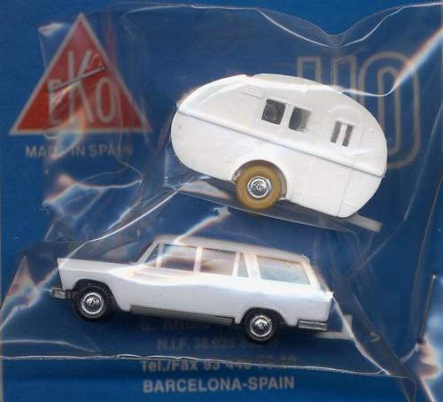 Eko Fiat 1800 familiare