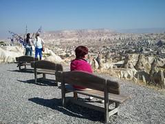 Cappadocia - Turchia (Kristel Van Loock) Tags: travel turkey view turquie trkei bellavista vista viaggio turkije turquia cappadocia rockformations kappadokia cappadoce turchia kapadokya wonderfulworld cappadoci capadcia splendidview