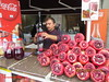 Pomegranate juice seller in Istanbul - Turkey (feras2188) Tags: love turkey juice pomegranate istanbul we seller nar بائع عصير اسطنبول تركيا suyu الرمان