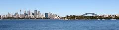 Sydney (CarloAlessioCozzolino) Tags: sea skyline mare sydney australia panoramica sydneyoperahouse sydneyharbourbridge panoramicview fortdenison pinchgut thesydneytowereye