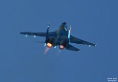 DSC_0629 (Madl Marek) Tags: plane airplane photography pc nikon photographer aviation russian spotting sukhoi afterburner spotter