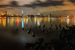 Bright City Nights, Many Catchy Lights [Explored] (doctah) Tags: statepark park county new york city newy